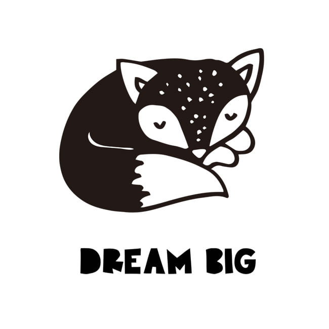 전사지/DREAM BIG